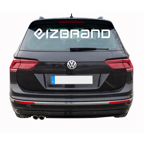 Eizbrand - Logo, Heckscheibenaufkleber