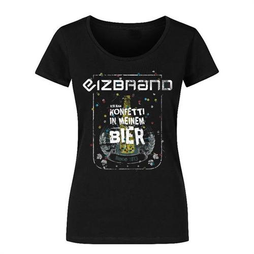 Eizbrand - Konfetti, Girl Boat Neck